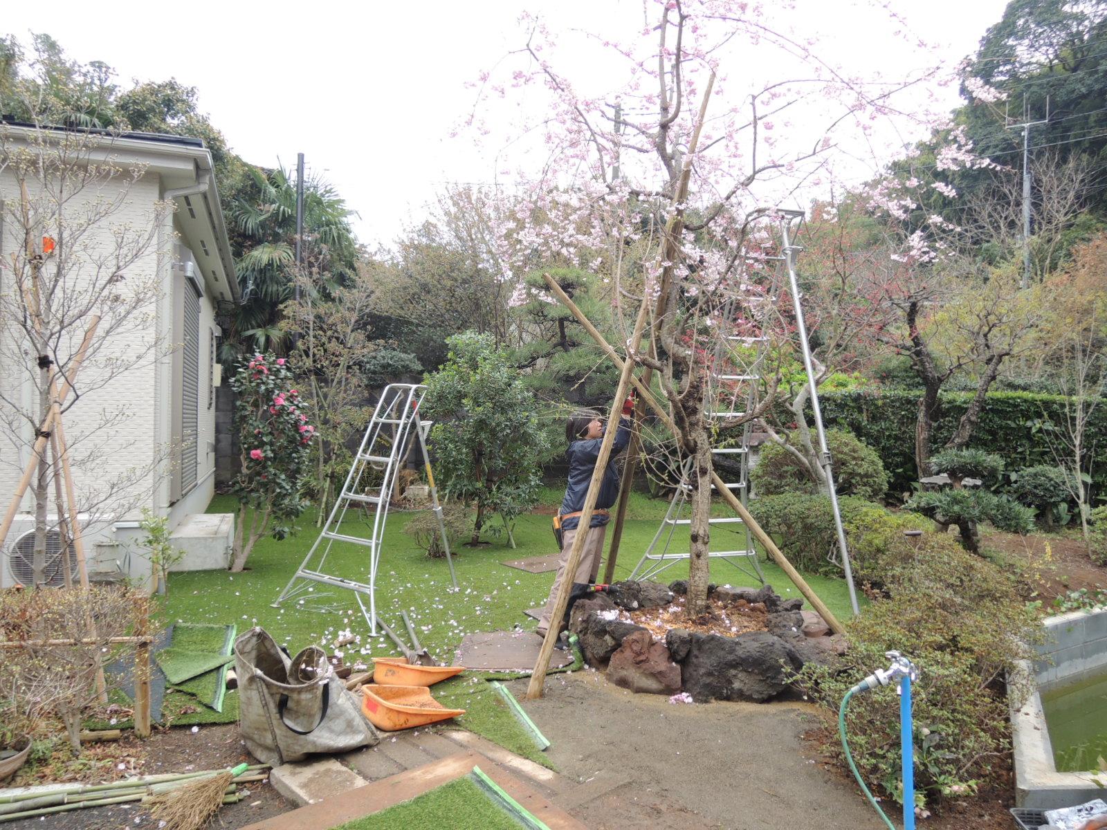造園(洋風)工事