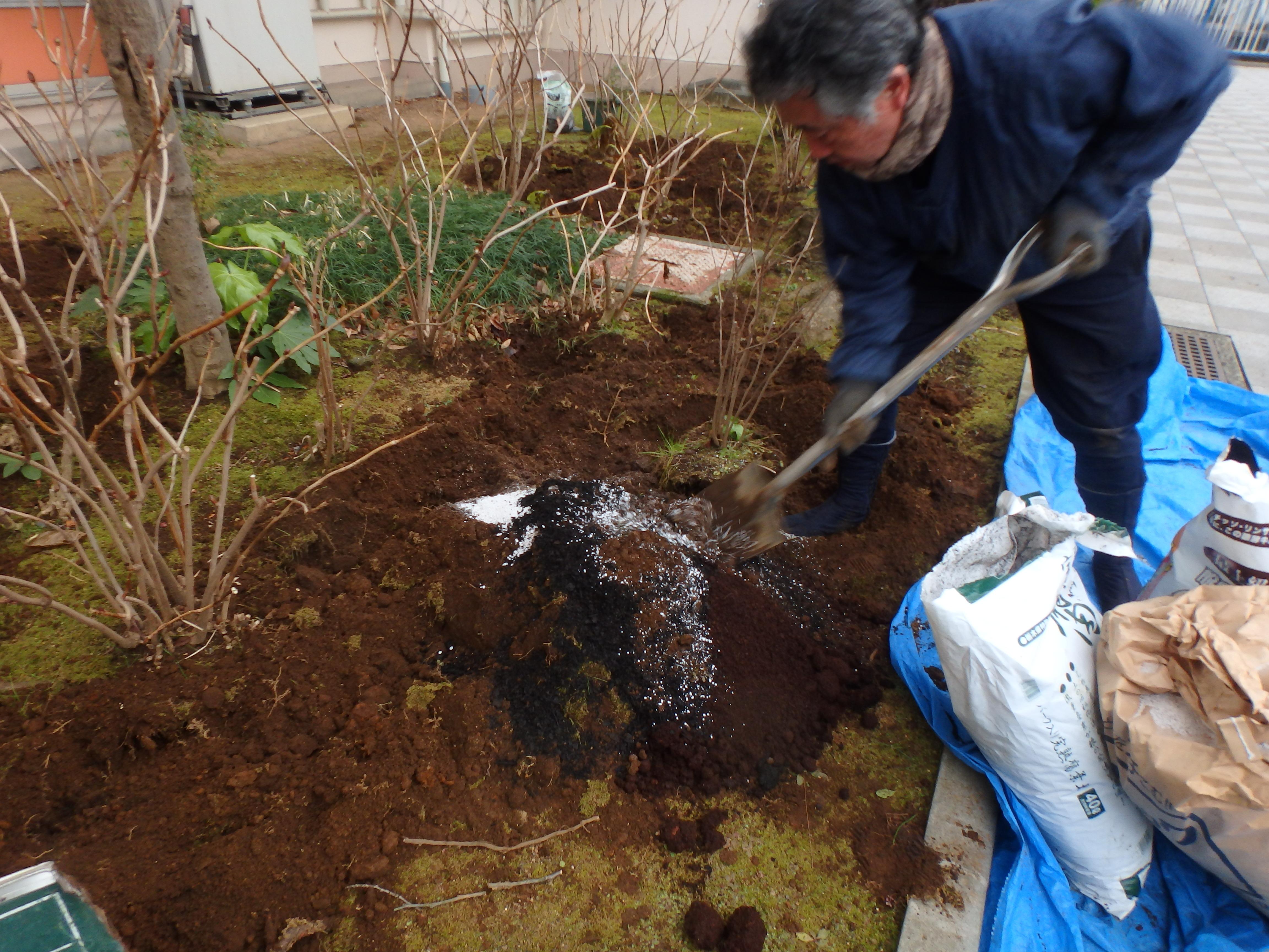 施肥・土壌改良